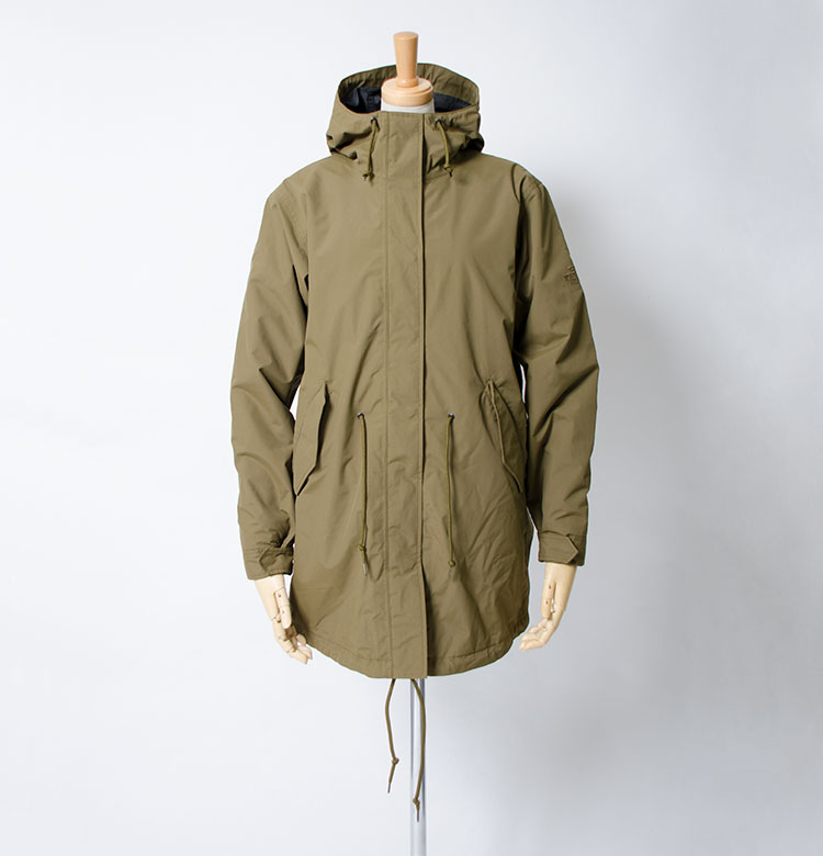 THE NORTH FACE:FISHTAIL TRICLIMATE COAT