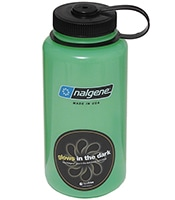 �L��1.0L Green Glow Bottle
