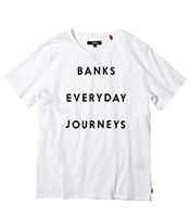 BANKS Everyday Journeys TEE 2017SS