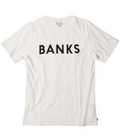 BANKS Classic T-Shirt 2018SS