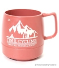 DINEX  8oz MUG DISNEY�@�gTRAIL CYCLING�h