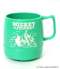 DINEX  8oz MUG DISNEY �gMICKEY&FRIENDS�h