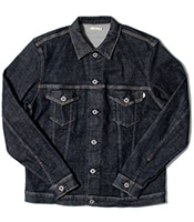 DEEPER'S WEAR High Kick Denim Jacket