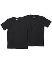 RED KAP Single Jersey Cerw 2Pack Tee