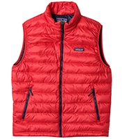 PATAGONIA Down Sweater VestT FRE