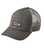 PATAGONIA Board Short Label Lo-Pro Tracker Hat