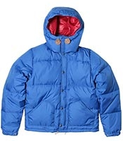 SIERRADESIGNS Nylon Down Sierra Jacket 2016FW