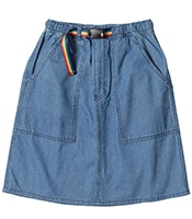 CHUMS Utah Denim Skirt【OSHMAN'S別注】