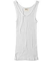 SBTRACT Rib Stitch Round Neck TankTop 2017SS