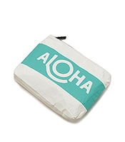 ALOHA COLLECTION Splash-Proof Pouch Block Pouch S 2016SS