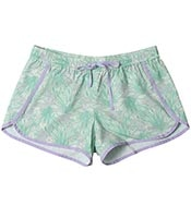 ROXY Peacock Shorts 2017SS