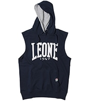 LEONE Sleeveless Sweat Hoodie LSM1150