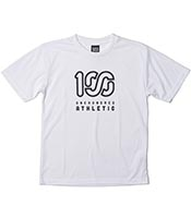 100ATHLETIC S/S Graphic Top 2017SS