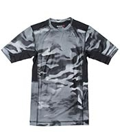 REEBOK Oneseries Camouflage Compression S/S Tee 2017SS