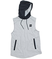 UNDER ARMOUR Sportstyle Sleeveless Hoodie 2017FW