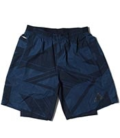 ADIDAS Techfit Base Feather Arrow Woven Short 2 IN1 2017SS