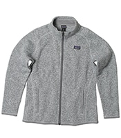 PATAGONIA Girls' Better Sweater Fleece Jacket BCW 2017FW
