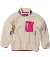 PATAGONIA Girls' Retro-X Fleece Jacket NTCP 2017FW