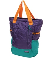 PATAGONIA Lightweight Travel Tote Pack 22L PUR