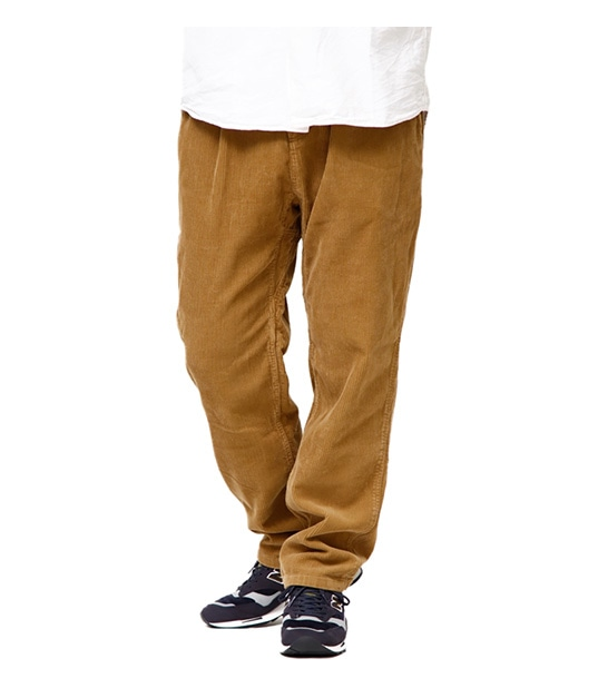 8Wales Corduroy Wide Tapered Pant
