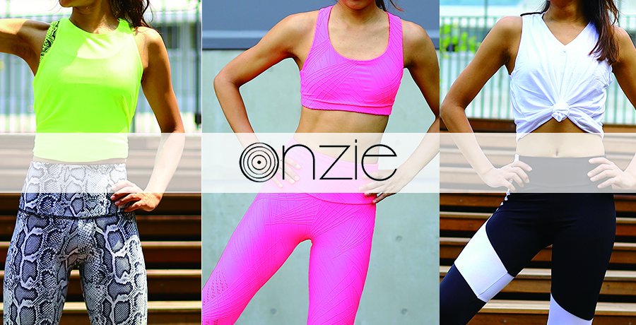 【Onzie】2020 Spring&Summer New Arrival!