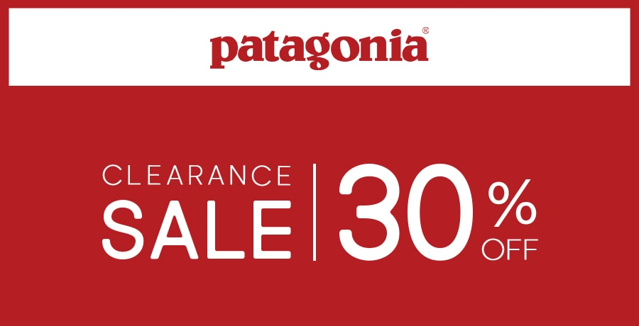 PATAGONIA CLEARANCE 2020FW