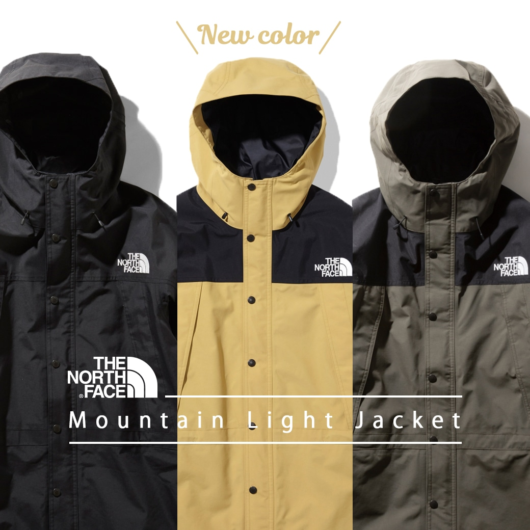 【THE NORTH FACE】Denim Collection New Release!