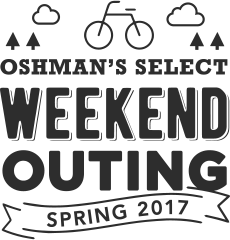 WEEKEND OUTING SPRING 2017