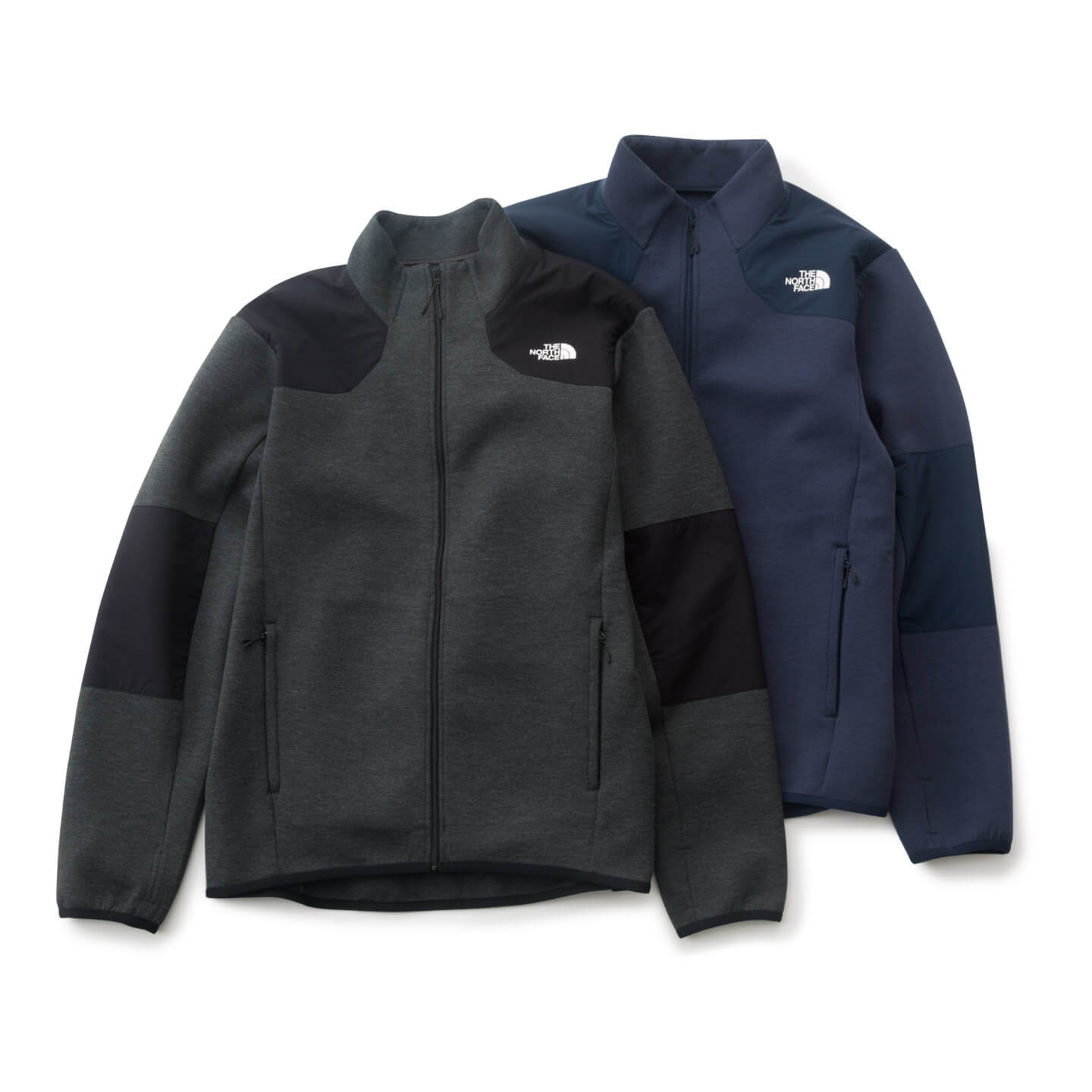 別注 HYBRID TECH AIR SWEAT JACKET 全体写真