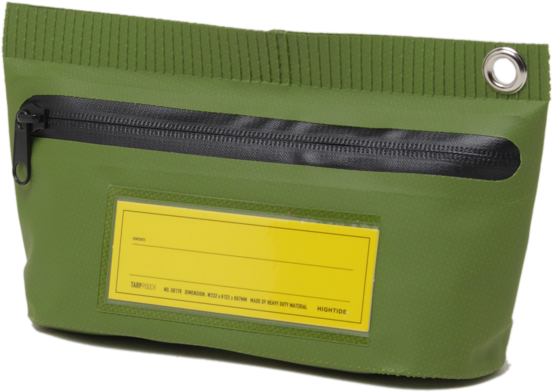 HIGH TIDE Tarp Pouch S