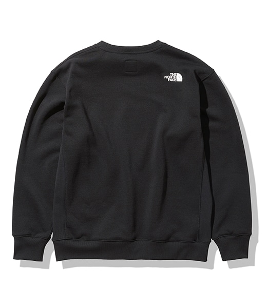 THE NORTH FACE Square Logo Crew NT62041