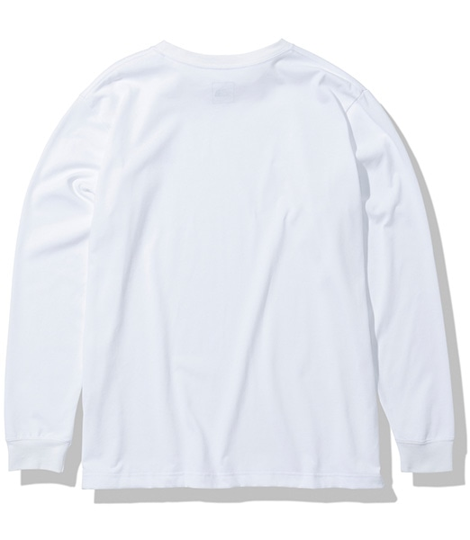THE NORTH FACE L/S Small Box Logo Tee