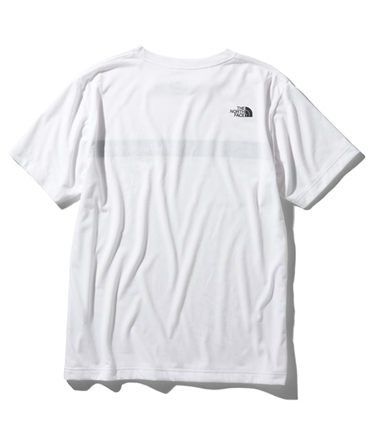 THE NORTH FACE S/S Simple Lined Tee 2020SS