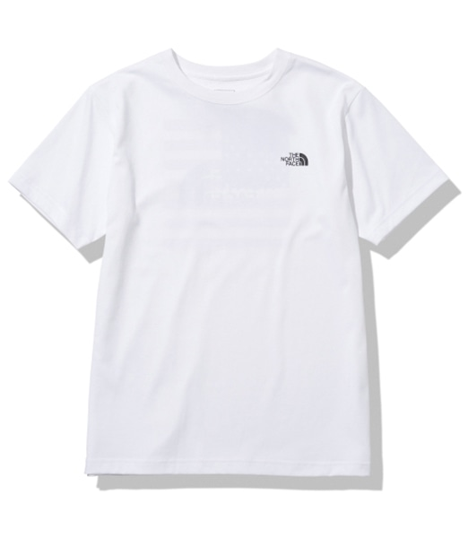 THE NORTH FACE S/S National Flag Tee