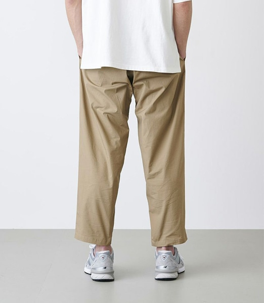 GRAMICCI Weather Wide Tapered Pants