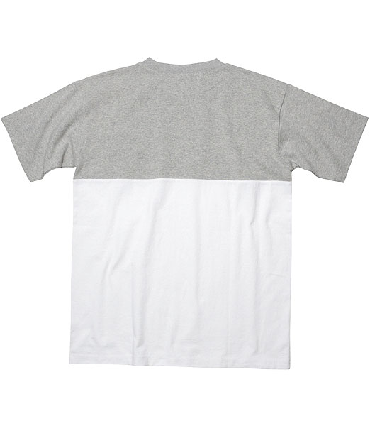 CHAMPION 2 Block Color S/S Tee 【OSHMAN'S別注】 2020SS