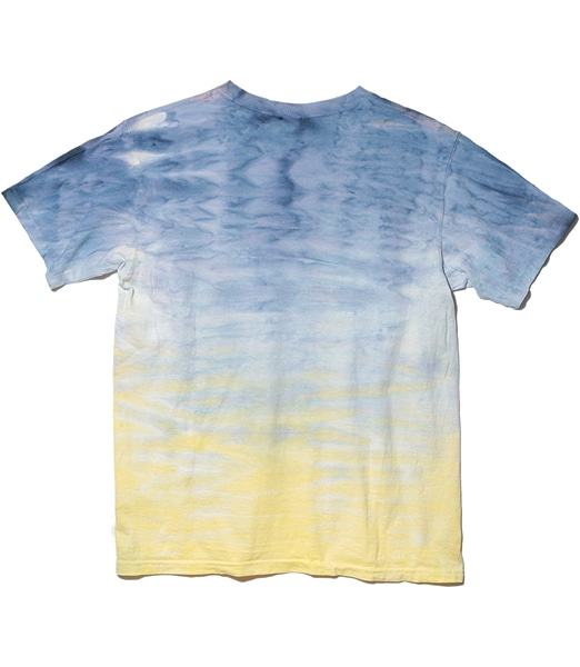 GOOD ON Horizon dye S/S Tee 2020SS