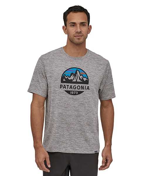 PATAGONIA Capilene Cool Daily Graphic Shirts 2020SS