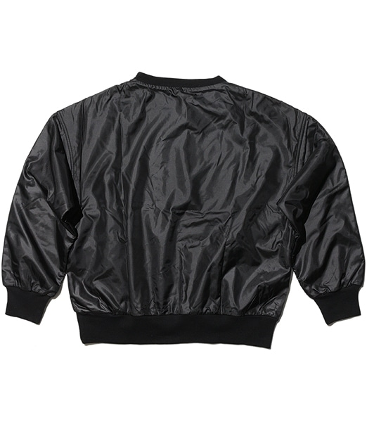 CHAMPION Nylon Taffeta Crew Neck Shirt