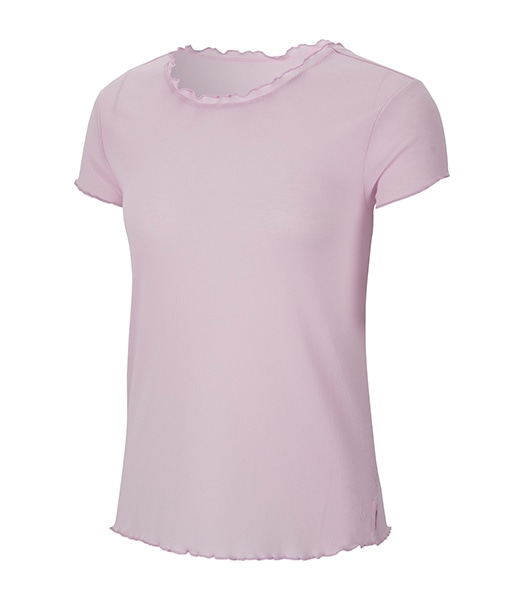 NIKE Yoga Layer Veniel Short Sleeve Top 2020FA
