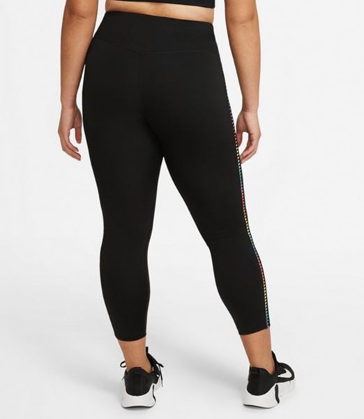 NIKE One Rainbow Ladder 7/8 Leggings