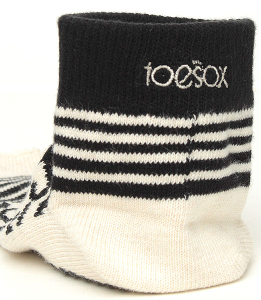 TOESOX Grip Ankle Half Toe