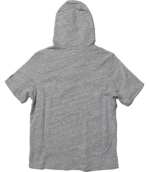 UNDER ARMOUR Project Rock Terry Bull Short Sleeve Hoodie
