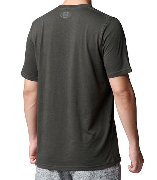 UNDER ARMOUR Project Rock Hardest Worker Short Sleeve