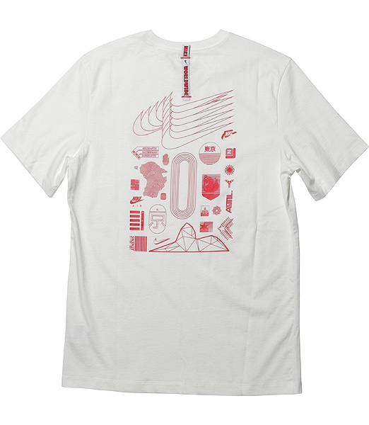 NIKE Worldwide S/S T-shirt 2020FA
