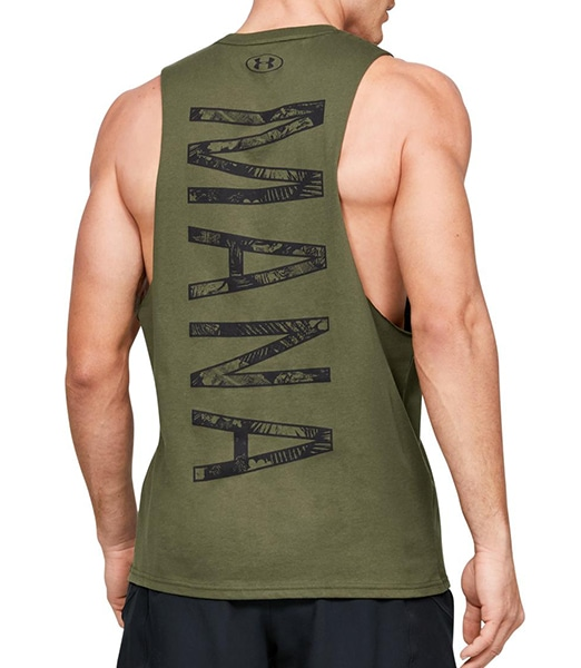 UNDER ARMOUR Project MANA Tank 20SS