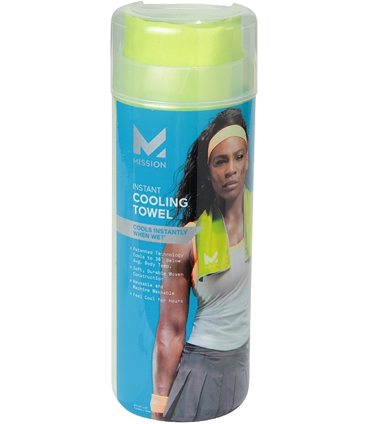 MISSION Micro Fiber Cooling Towel
