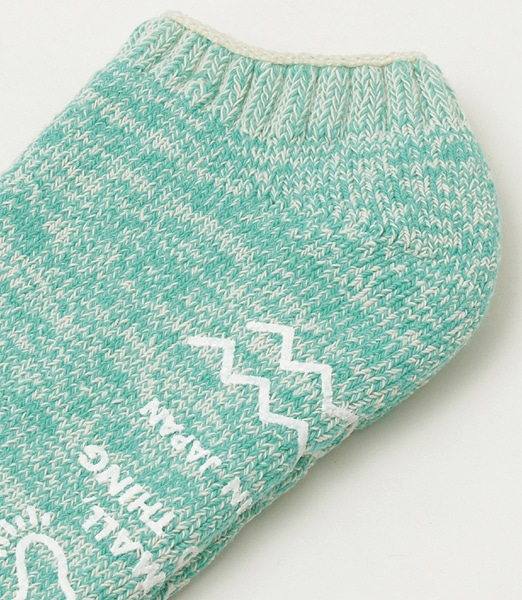 ROTOTO Recycled Cotton Pile Sockslipper