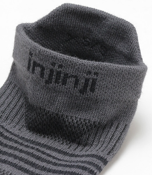 INJINJI WS Run Lightweight No-Show