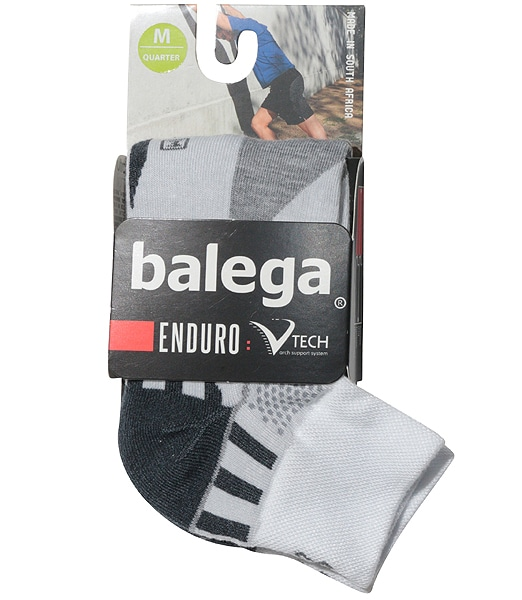 BALEGA Enduro V-Tech Quarter Socks 2020SS